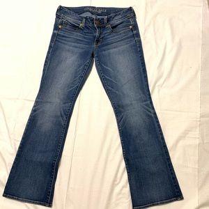 American Eagle jeans sz 6 short